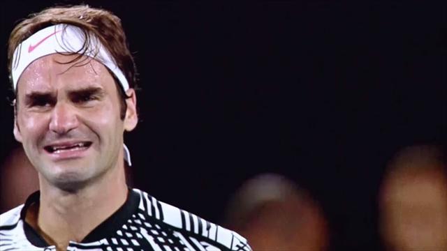 Rolex Minute: Das emotionale Comeback des Roger Federer