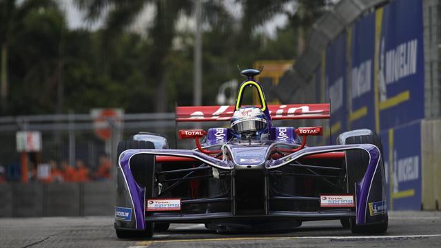 Fórmula E, Hong Kong: Victoria para Sam Bird en la primera carrera del campeonato