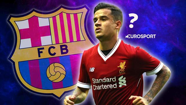 Euro Papers: Barcelona CAN'T afford Coutinho; and here's who they're getting instead
