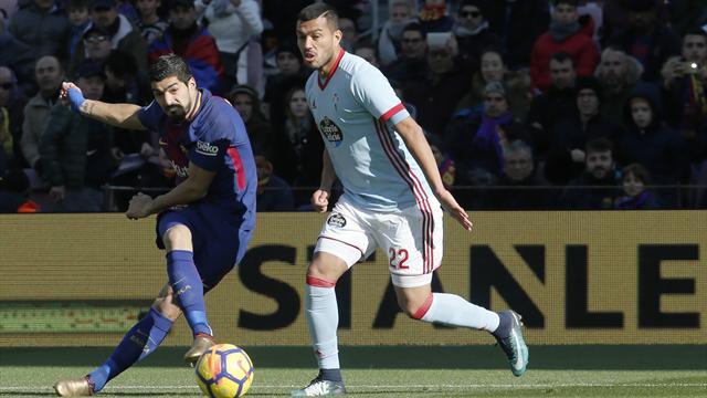 Barcelona empata ante el Celta y mantiene liderato