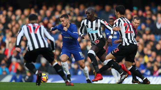 Chelsea siegt trotz Rückstand gegen Newcastle