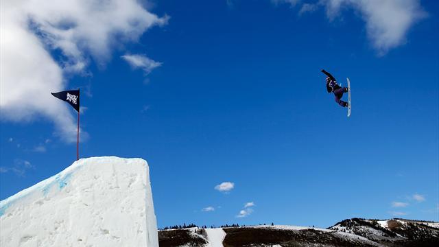 Snowboarderinnen holen sich Olympianorm