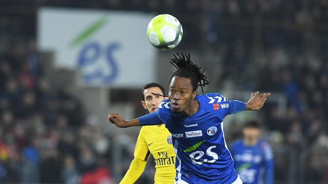 Strasbourg – PSG EN DIRECT