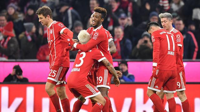 Eintracht Frankfurt - FC Bayern München live im TV, Livestream und Liveticker