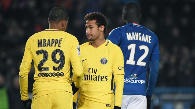 RC Strasbourg - PSG : Le groupe d'Unai Emery sans Thiago Silva
