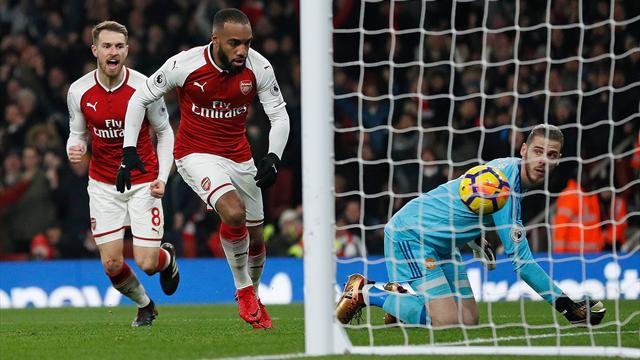 Alexandre Lacazette: 'Arsenal need miracle to win Premier League title'