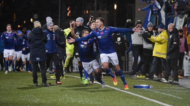 Ranheim rykket opp til Eliteserien etter straffedrama: – Helt sinnssykt!