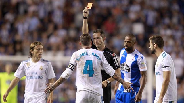 «Атлетик» и«Реал» завершили матч без забитых мячей