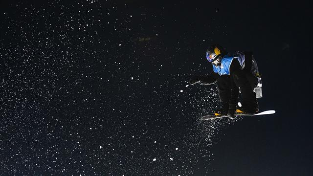 Kleveland and Somaini soar to Big Air gold