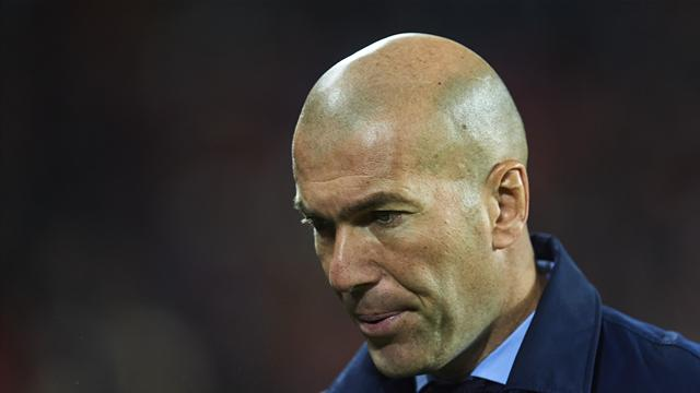Zidane rues missed chances as Real are held in Bilbao