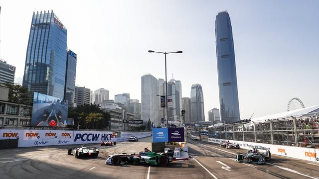 Highlights Hong Kong: Vor Disqualifikation - Abt siegt sportlich