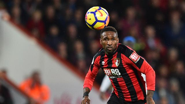 Defoe starts for Bournemouth, Boufal and Tadic return for Saints