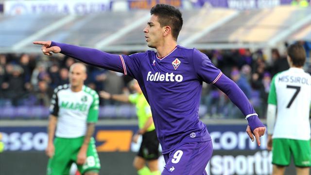 Sassuolo-Fiorentina: probabili formazioni e statistiche