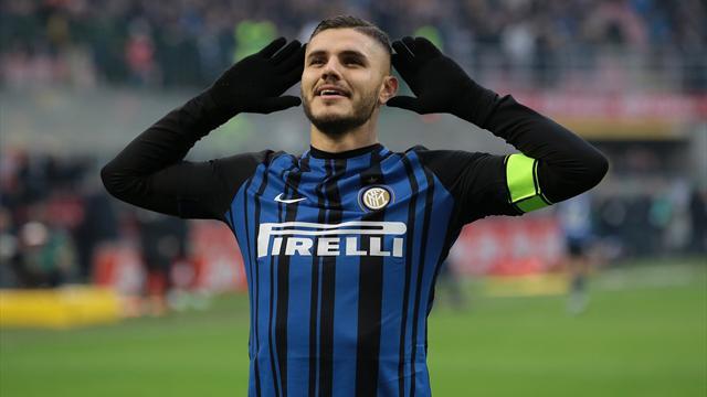 L'Inter Milan résiste à la Juventus