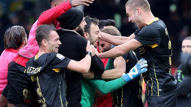 Какой-то «Беневенто» сыграл вничью с «Миланом». Клоунский дебют Гаттузо