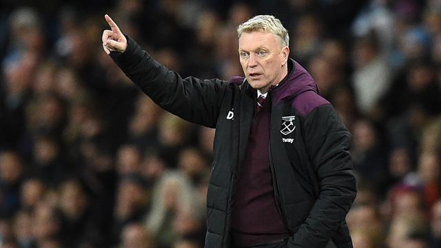 Fin de l'aventure à West Ham pour Moyes