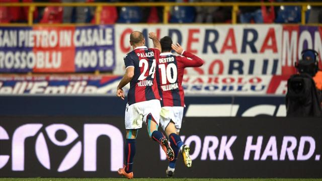 Mazzarri debutta alla grande, Torino-Bologna 3-0