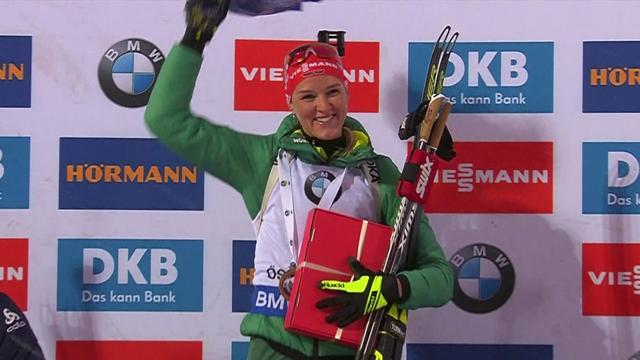 """News: """"Double"""" für Denise - Herrmann dominiert in Östersund"""