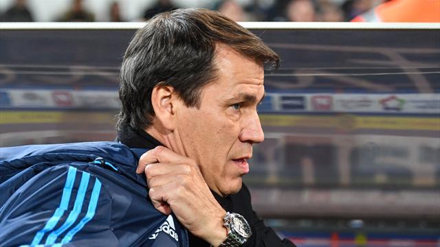 Garcia : «La défaite contre Lyon ne nous fait pas perdre toute ambition»