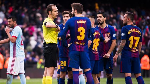 LaLiga, en directo: Celta vs Barcelona (21:00)