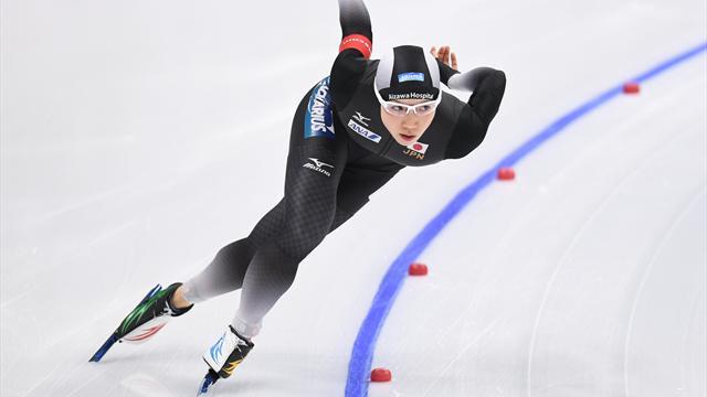 Nao Kodaira olimpiyat rekoruyla zafere uzandı
