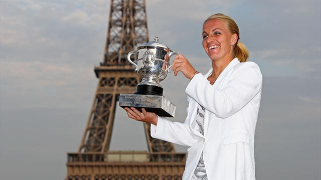 Кузнецова начала 800-ю неделю подряд в топ-100 рейтинга WTA