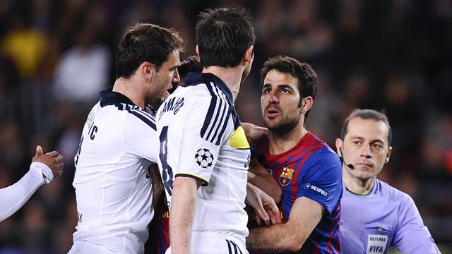 Лэмпард: «Челси» избавился от меня, чтобы подписать Фабрегаса – мы никогда не ладили»