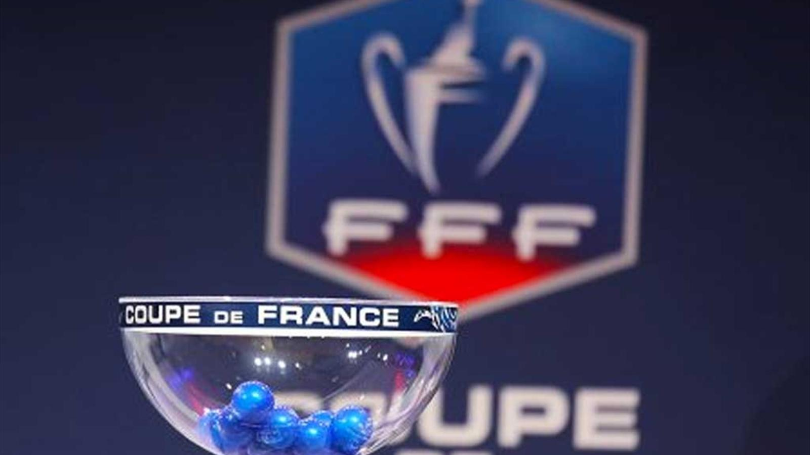 Coupe de france tirage au sort des 32 mes de finale - Tirage au sort coupe de france de football ...