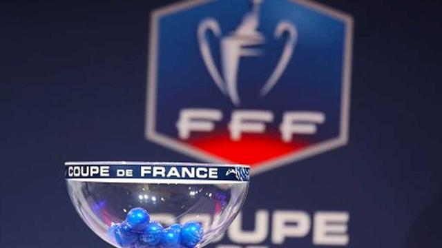 Coupe de france tirage au sort des 32 mes de finale football eurosport - Tirage au sort de coupe de france ...