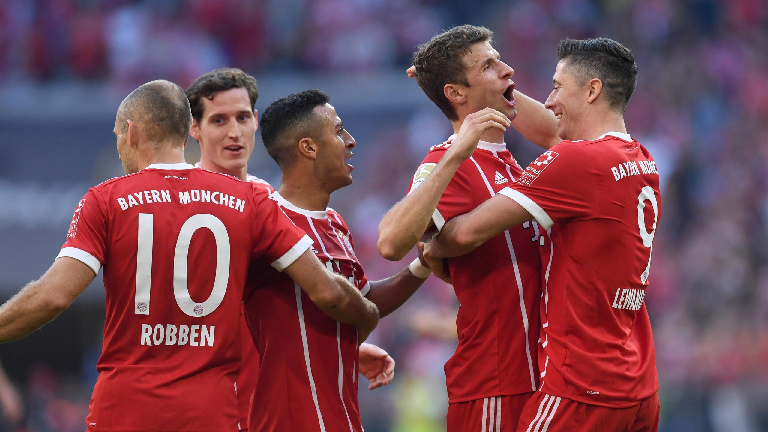 Bayern Gegen Psg