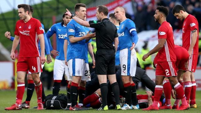 Aberdeen shut the door on Rangers