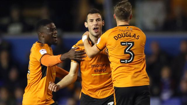 Leo Bonatini Boosts Wolves Past Birmingham And Clear At