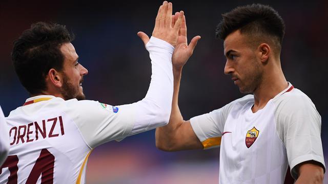 Le pagelle di Verona-Roma 0-1 - Serie A 2017-2018 - Calcio ...