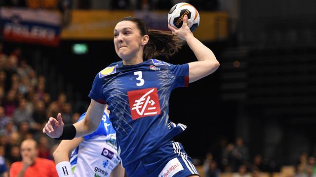 Les handballeuses françaises peuvent voir loin