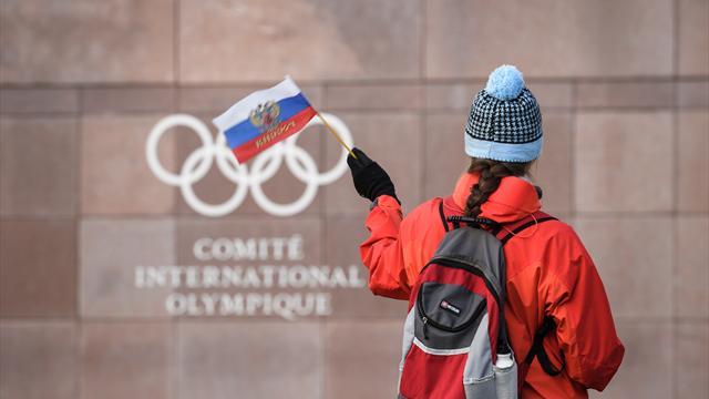 «Р-Спорт»: МОК снял временную дисквалификацию с ОКР