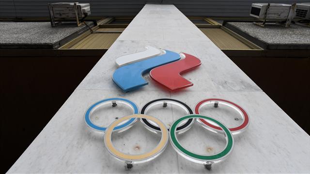 Inget Ryssland i OS - stoppas av IOK