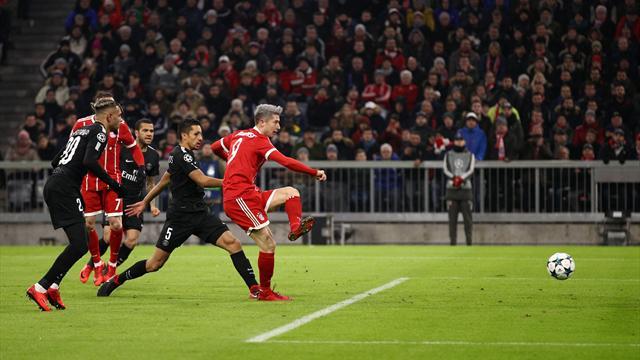 Lewandowski a sanctionné l'incroyable passivité du PSG, Tolisso a accentué la pression