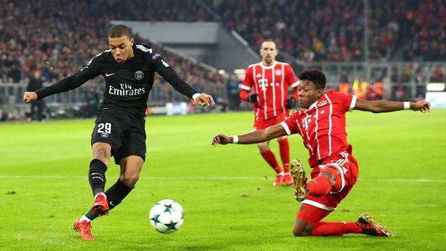 PSG : Mbappé comparé au Brésilien Ronaldo
