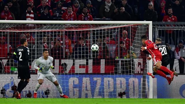 D'un coup de tête parfait, Tolisso a mis le PSG sous pression