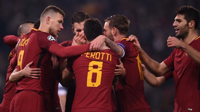 Euro Perotti, Diego è il tesoriere della Roma