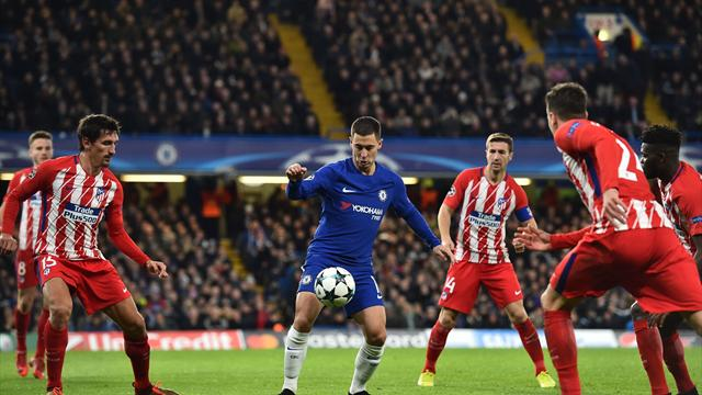 Chelsea boss Antonio Conte and playmaker Eden Hazard do not fear next opponents
