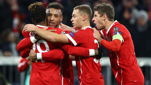 Bayern victory not enough to prevent PSG winning group