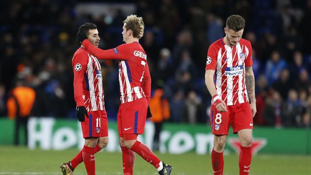 L'Atlético sort par la petite porte