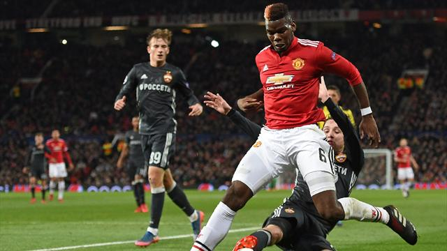 Pogba trusts United to perform against City without him