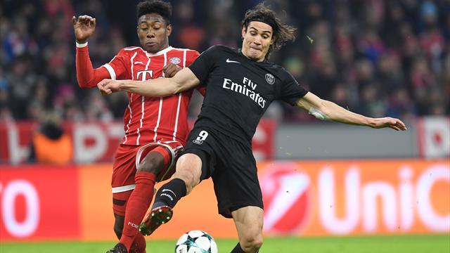 """Pressestimmen zu Bayern - PSG: """"Alarmstufe Rot"""""""