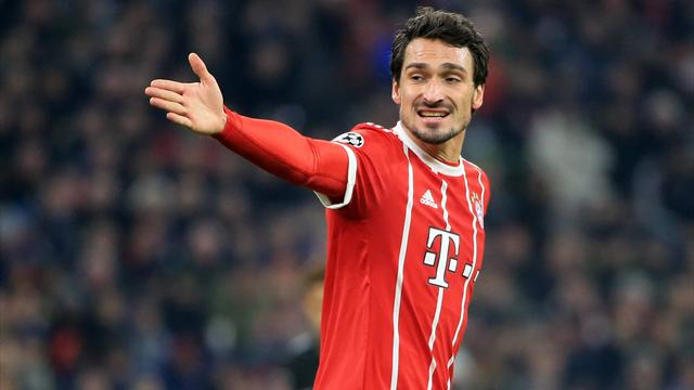 Rätsel Hummels: Bayern-Verteidiger trotz Sieg mächtig sauer