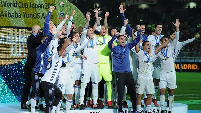La Coupe des confédérations bientôt remplacée par un nouveau Mondial des clubs ?