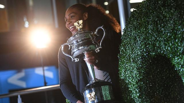 Tourney director: Serena Williams 'very likely' to defend Australian Open title