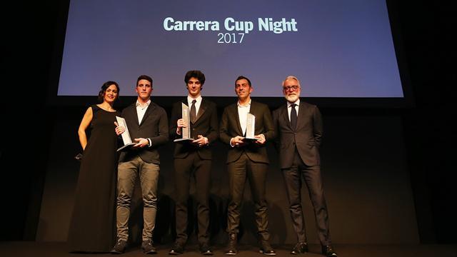 Premiati a Milano i campioni 2017 del monomarca tricolore