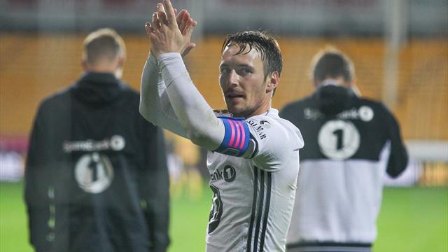 RBK-kapteinen går glipp av Vardar-møte